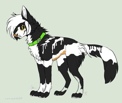 CLOSED Canine Bid Adopt! by Akssel-Adopts