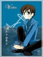 Ouran Elementals VII: Water by Star-of-Seraph