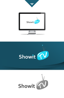 Showit TV logo by speces