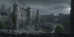 Winterfell by Scharborescus