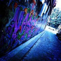 hosier lane. by tnpro