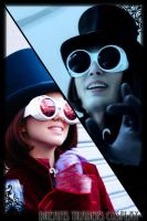 Willy Wonka Cosplay by Artemisia-Amore