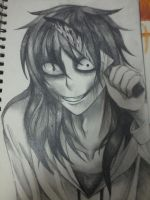 Jeff the killer~ by JinfanFay
