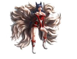 Ahri 2 by Anti-Viirus