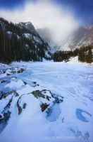 Disappearing Avalanche by Jacob-Routzahn