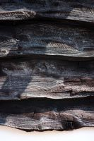 Tarred Wooden Shingling Stock by aegiandyad