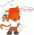 RenoxClarence Luff by xVelvetTracex