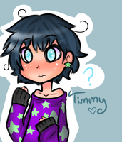 [Fanart] Timmy by z-o-k-i