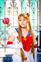 I am Sailor Moon by UsagiChiba-Selenit