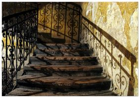 Lost Stairs by bandesz99