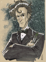 The Eleventh Doctor by Hodges-Art