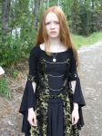 Lady Erin's new corset by myfairygodmother