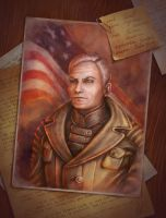 Colonel Augustus Autumn by inSOLense