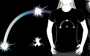 Harmonic Convergence Shirt by Butterflier00