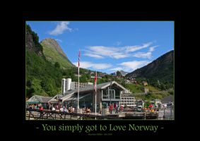 You simply got to Love Norway by UnUnPentium115