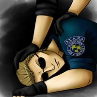 Ask Wesker 15 by MintMongoose