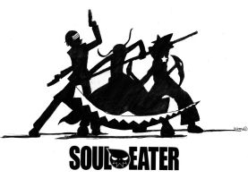 Soul Eater: So Scandalous by teebeekae