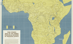 Map of the peoples of Sub-Saharan Africa by YamaLama1986