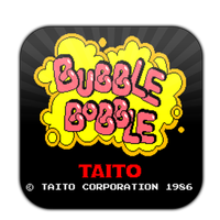bubble bobble icon by femfoyou