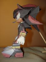Shadow Papercraft.. by BrunoPigh