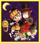 PL - Happy Halloween '14 by Akita48
