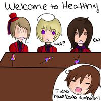 Welcome to Health by sasoritol