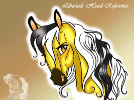Libertad: Head Reference by Leadmare