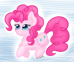 Calm Pinkie 2 by MartianSketchPones