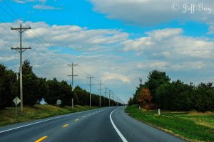 Down The Lonesome Road by jguy1964