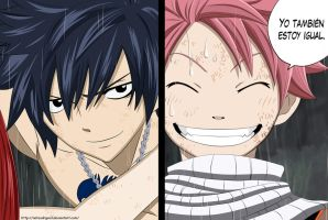 Fairy Tail 242 Manga coloreo by NatsuDrgonil