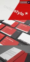 Swiss Series - Stationary + Identity by isoarts2