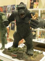 Another Big Kong at G-Fest by Legrandzilla