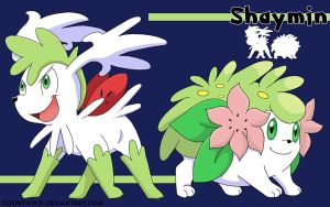 Shaymin Times Two by ToonTwins
