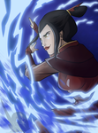 .:Princess of the Fire Nation:. by EvilZera