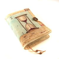 Hourglass Journal by kreativlink