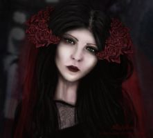 Dracula Bride by AramShadow