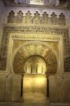 An incredible door - Mosque Cathedral of Cordoba by Cloudwhisperer67