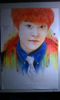 Completed: Xiumin - EXO by gapladanh1