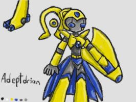 Adeptdrian Reference by SurgeCraft