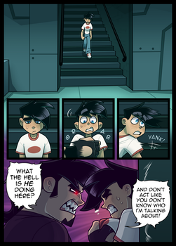 Doppelganger - Pg. 29 by TheUltimateEnemy