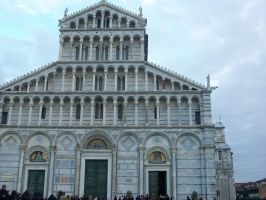 Cathedral of Pisa by CherryStarry