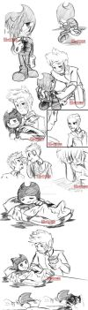 You dont need a heart part 2 doodles by eliana55226838