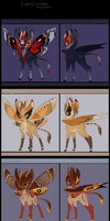 Lepi-Cervidae-Design Auction by Kitchiki