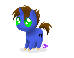 Chibi Lowryder (Gift) by Spice5400
