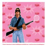 Roddy Piper - They LIVE by McQuade