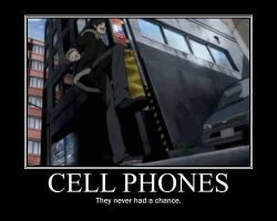Cell Phones by HyperOtaku13