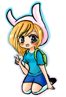 Fionna by DoodinHyde