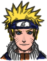 Naruto by fucduck