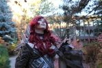 GW2 Norn in the Fall by AzariahCosplay