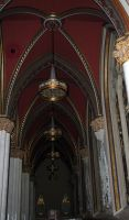 Helena Cathedral 123 by Falln-Stock